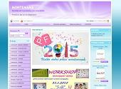 E-shop Montemama