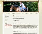 Detský pobyt s koňmi