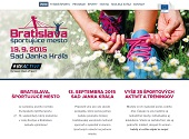 Bratislava-športujúce mesto