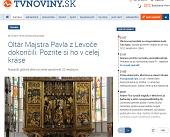 Oltár Majstra Pavla z Levoče