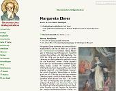 Margareta Ebner