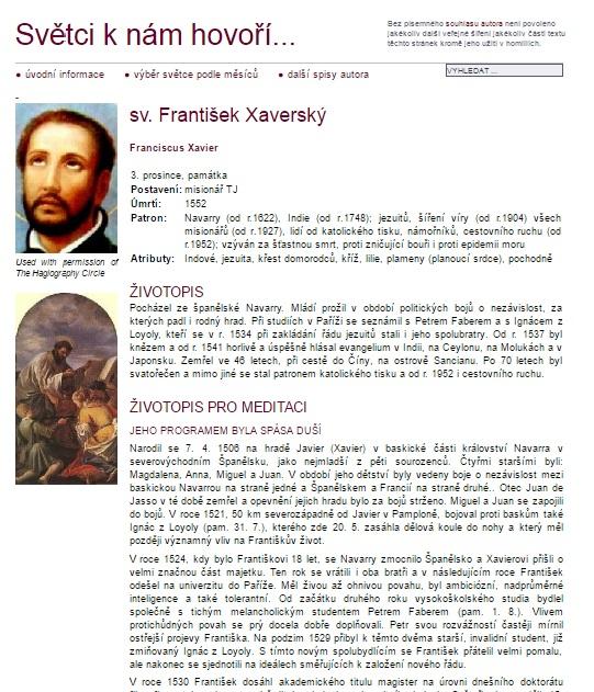 Frantisek Xaversky