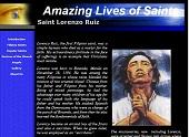 Saint Lorenzo Ruiz,