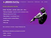 Pilates kurzy
