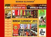 Bonsai Slovakia.