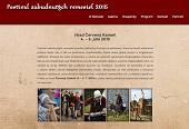 Festival Zabudnuté remeslá na hrade Červený Kameň