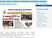 Krajský medový festival