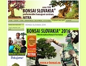 Bonsai Slovakia2016