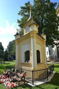 Trojhranná kaplnka Ľuboš Repta – Vlastné dielo